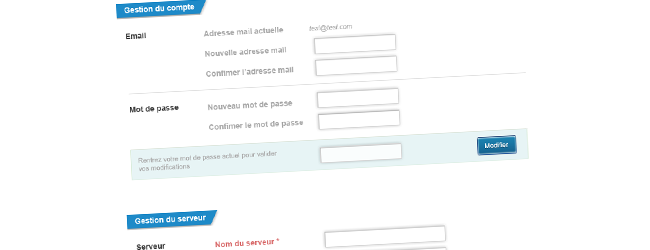 RoTopServ.net - Panel